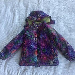 Columbia Spirograph jacket